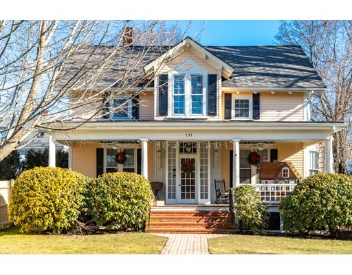 131 MAPLE STREET, Boston - West Roxbury, MA 02132