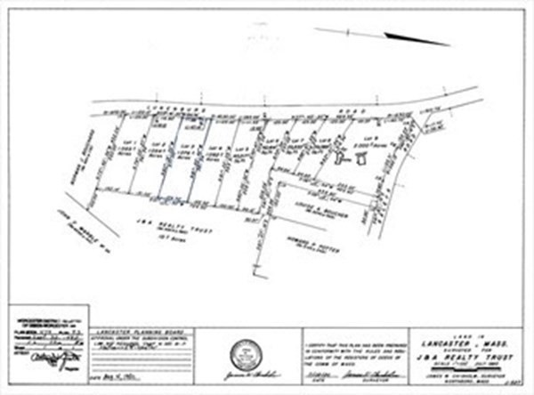 2199 Lunenburg Road Lancaster MA 01523