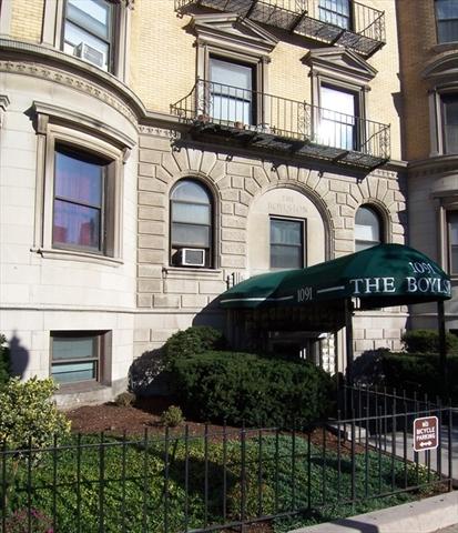 1091 Boylston Street Boston MA 02115
