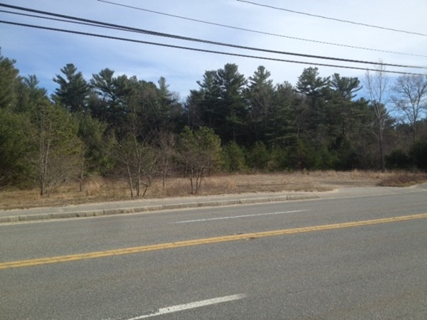 Prime one acre lot on highly traveled US Route 6 in the seaside town of Marion. 205 feet of street frontage. The lot has been rough graded and is ready for improvement. FEMA flood zone X.  The property usage zone is General Business; see Town of Marion general by-laws, section 4 for a list of permitted uses.