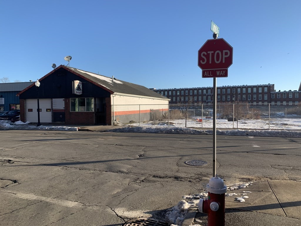 """""""Opportunity knocks!  Free Standing Commercial Building with abutting 8,674 square foot lot!  High Visibility and easy access via Route 18 (south) by taking the Weld Street exit.  Located just west of the right of way for the Freight/Developing Commuter Rail Line!  Main level has 3,420 square feet and full 3,420 square foot basement.  3 phase Electrical Power, City Water and Sewer, National Gas, Solid Steel Beam Construction – super floor load, numerous improvements by current owners.  Zoned MUB.  Amazing possibilities – just needs your finishing touches. Priced to Sell !! (assessed value at $277,800) !    Call Today!"""""""