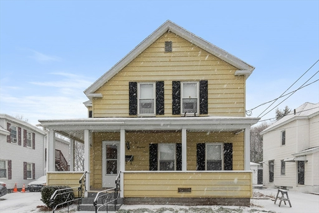 104 Lincoln Terrace Leominster MA 01453