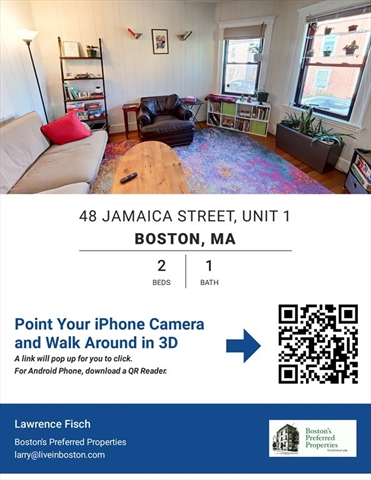 48 Jamaica Street Boston MA 02130