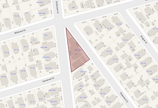 601-615 Dickinson Street Springfield MA 01108