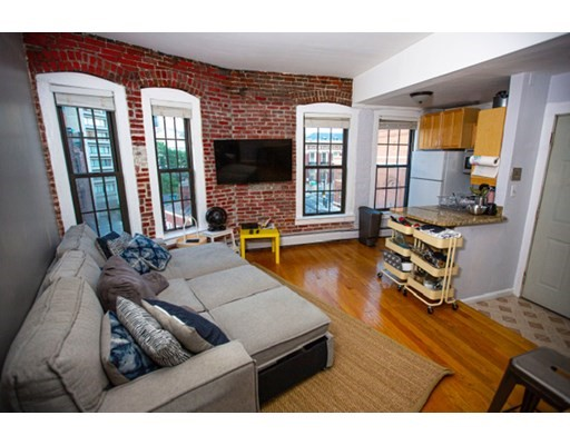 Pictures of  property for rent on Saint Stephen St., Boston, MA 02115