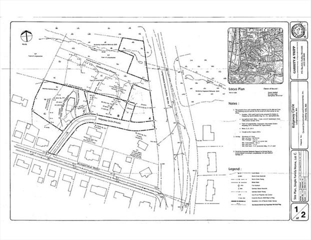 Ridgeway Circle Longmeadow MA 01106