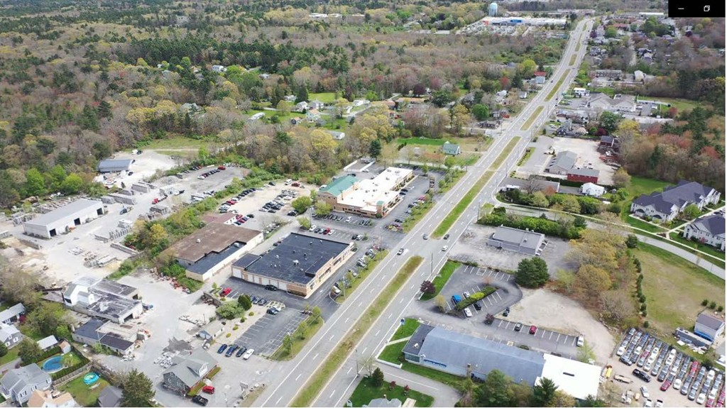 """STATE ROAD MARKETPLACE - Retail, Office and Warehouse spaces available.  Located """"On The Midway"""" - Route 6 West in Dartmouth.  Midway between New Bedford & Fall River. Over 300,000 people within a 10 mile radius.  Contact agent to find out the latest spaces available."""