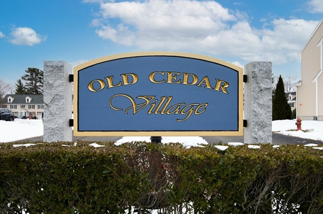 33 Old Cedar Village Bridgewater MA 02324