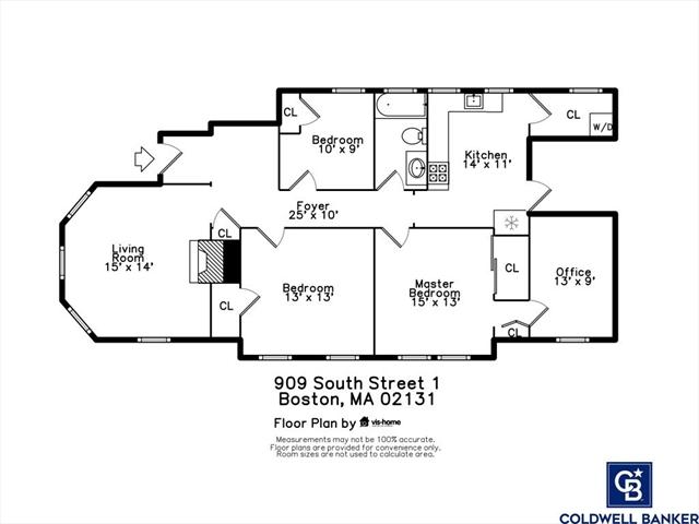 909 South Street Boston MA 02131