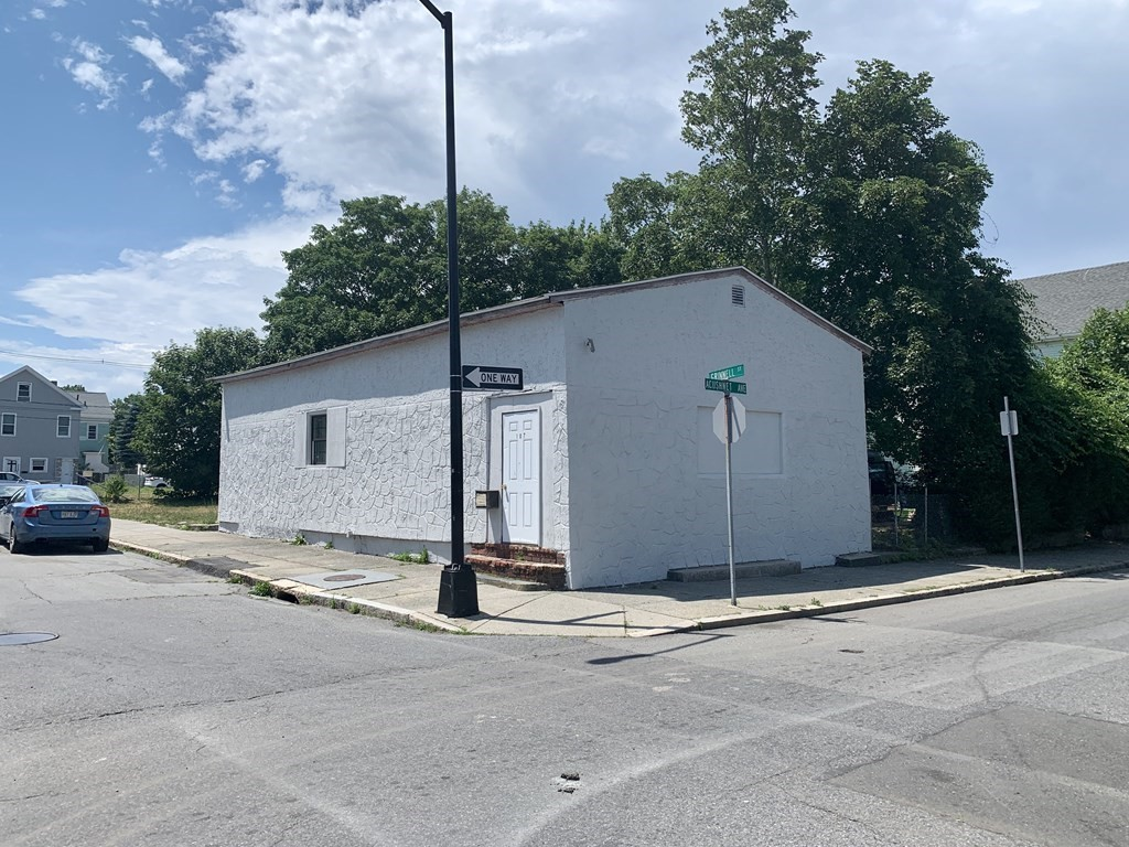 Great Opportunity for your Business! This totally remodeled free standing attractive stucco building has so many possibilities to earn you money! This 27x46 building with large open floor plan , new roof, handicap accessible bathroom, off street parking and full basement. This is zoned mixed use business . Possible uses are convenience store, retail, barber shop or salon,contractors, electrician, plumbers storage , restaurant, yoga studio, gym, office or even housing space. Please call for your private showing !!
