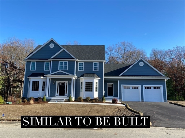 Lot 13 Baron Drive Easton MA 02356