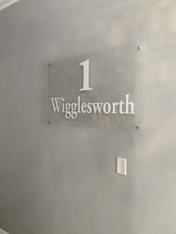 1 Wigglesworth Street Boston MA 02120