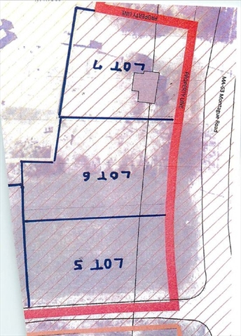 Lot 56B Montague Road Amherst MA 01002