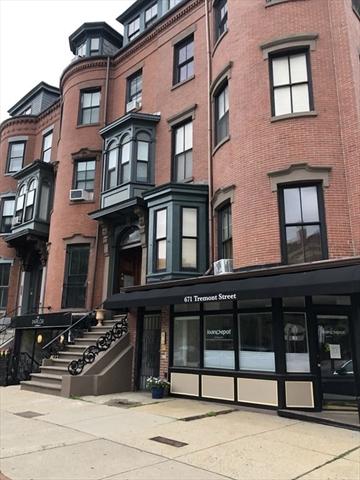 673 Tremont Street Boston MA 02118