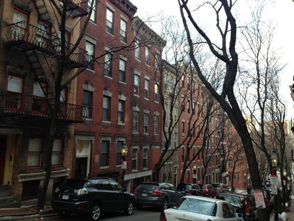 50 Garden Street Boston MA 02114
