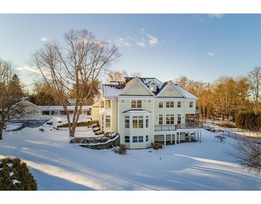 5 bed, 5 bath home in Amherst for $1,495,000