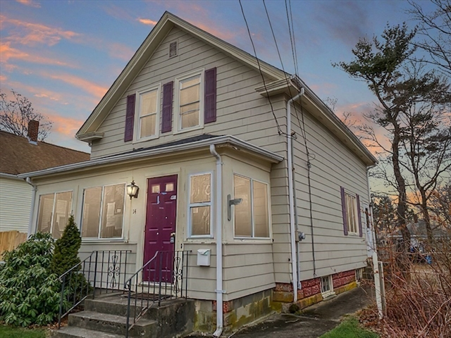 14 Solomon Street Attleboro MA 02703