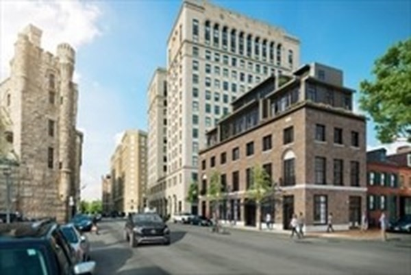 110 Arlington Street Boston MA 02116