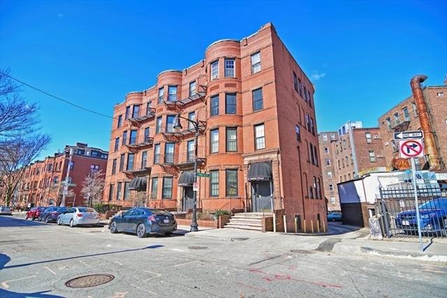 23 Saint Stephen Street Boston MA 02115