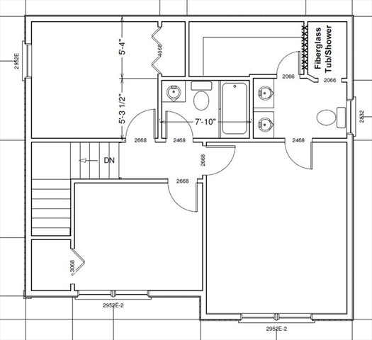 Lot 2 Benjamin St (Option A) Winchendon MA 01475
