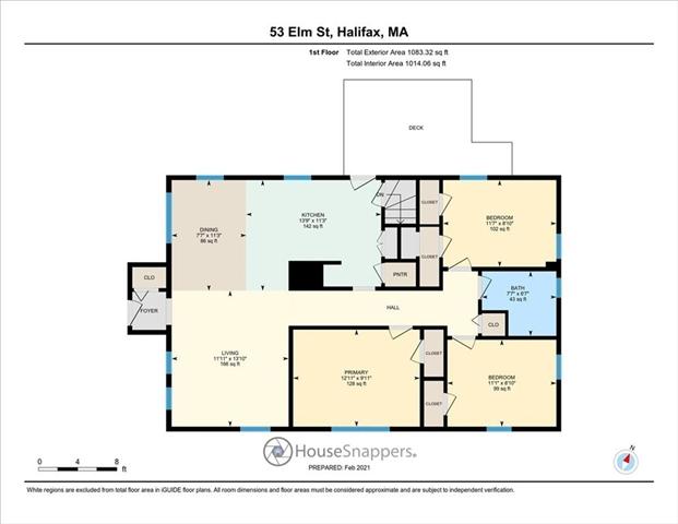 53 Elm Street Halifax MA 02338