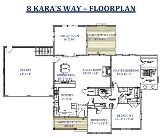 8 Kara's Way Plymouth MA 02360