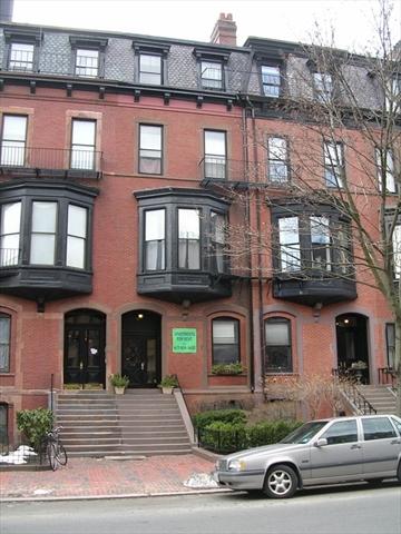 116 Marlborough Street Boston MA 02116