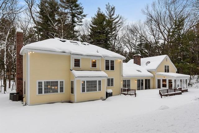 61 Pine Hill Lane Concord MA 01742