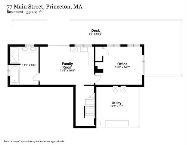 77 Main Street Princeton MA 01541