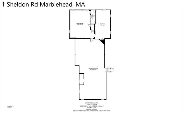 1 Sheldon Road Marblehead MA 01945