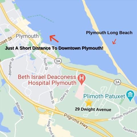 29 Dwight Avenue Plymouth MA 02360