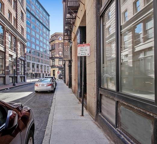 107 SOUTH Street Boston MA 02111
