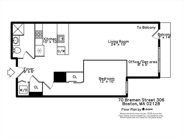 70 Bremen Street Boston MA 02128