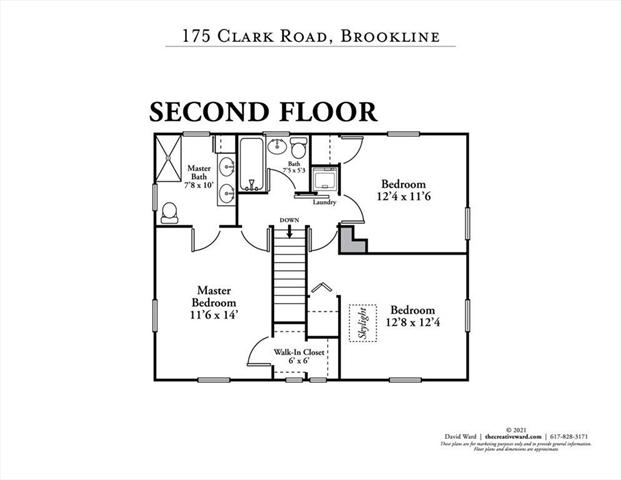 175 Clark Road Brookline MA 02445