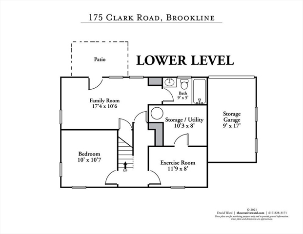 175 Clark Road Brookline MA 02445