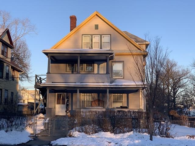 141 Massachusetts Avenue Springfield MA 01109
