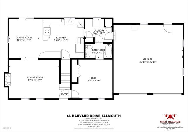 46 Harvard Drive Falmouth MA 02536