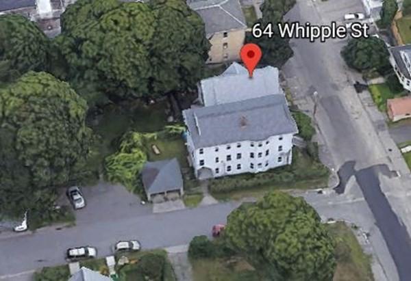 64 Whipple Street Worcester MA 01607