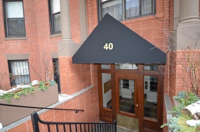 40 Saint Botolph Street Boston MA 02115