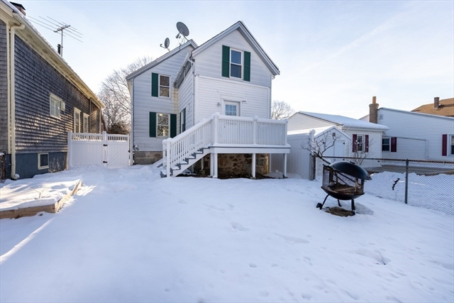 27 Mulberry Street Fairhaven MA 02719