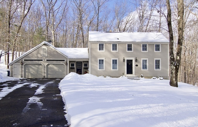 50 Dix Hill Road Brimfield MA 01010