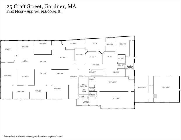 25 Kraft Street Gardner MA 01440
