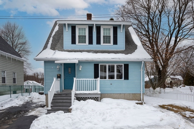 2 Aster Place Worcester MA 01603