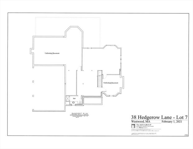 38 Hedgerow Lane Westwood MA 02090