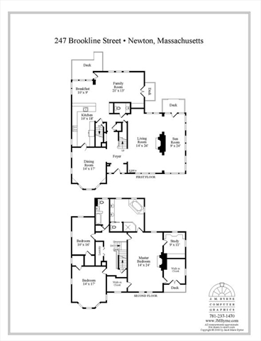 247 Brookline Street Newton MA 02459