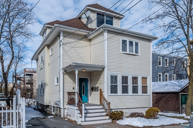 11 Agawam Street Boston MA 02122