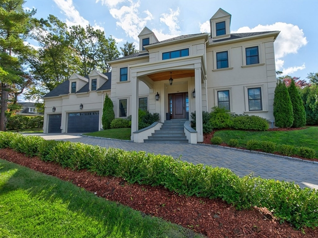 64 Baldpate Hill Road Newton MA 02459
