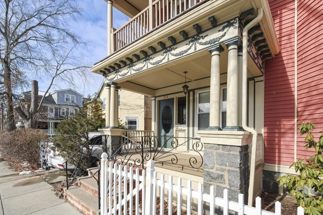 124 Melville Avenue Boston MA 02124