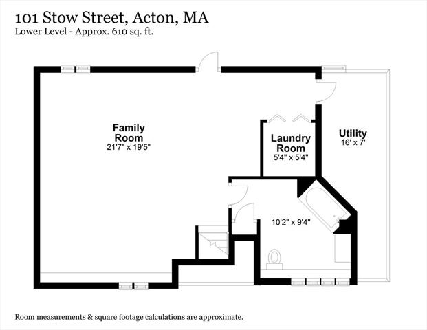 101 Stow Street Acton MA 01720