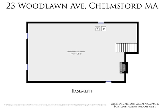 23 Woodlawn Avenue Chelmsford MA 01824